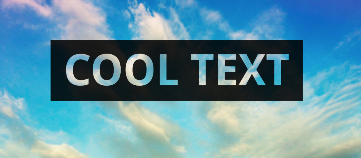 Creating a Window Text Effect with CSS