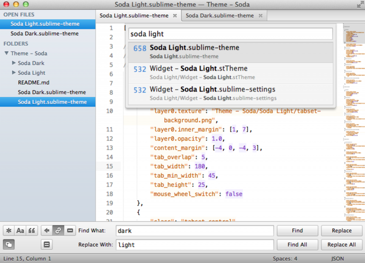 Top 10 Free Sublime Text Themes